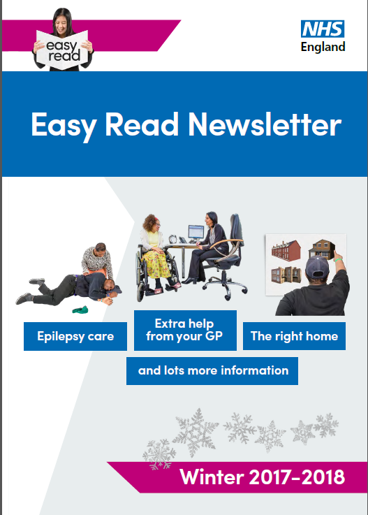 NHS England - Learning Disability Newsletter: Winter 2017